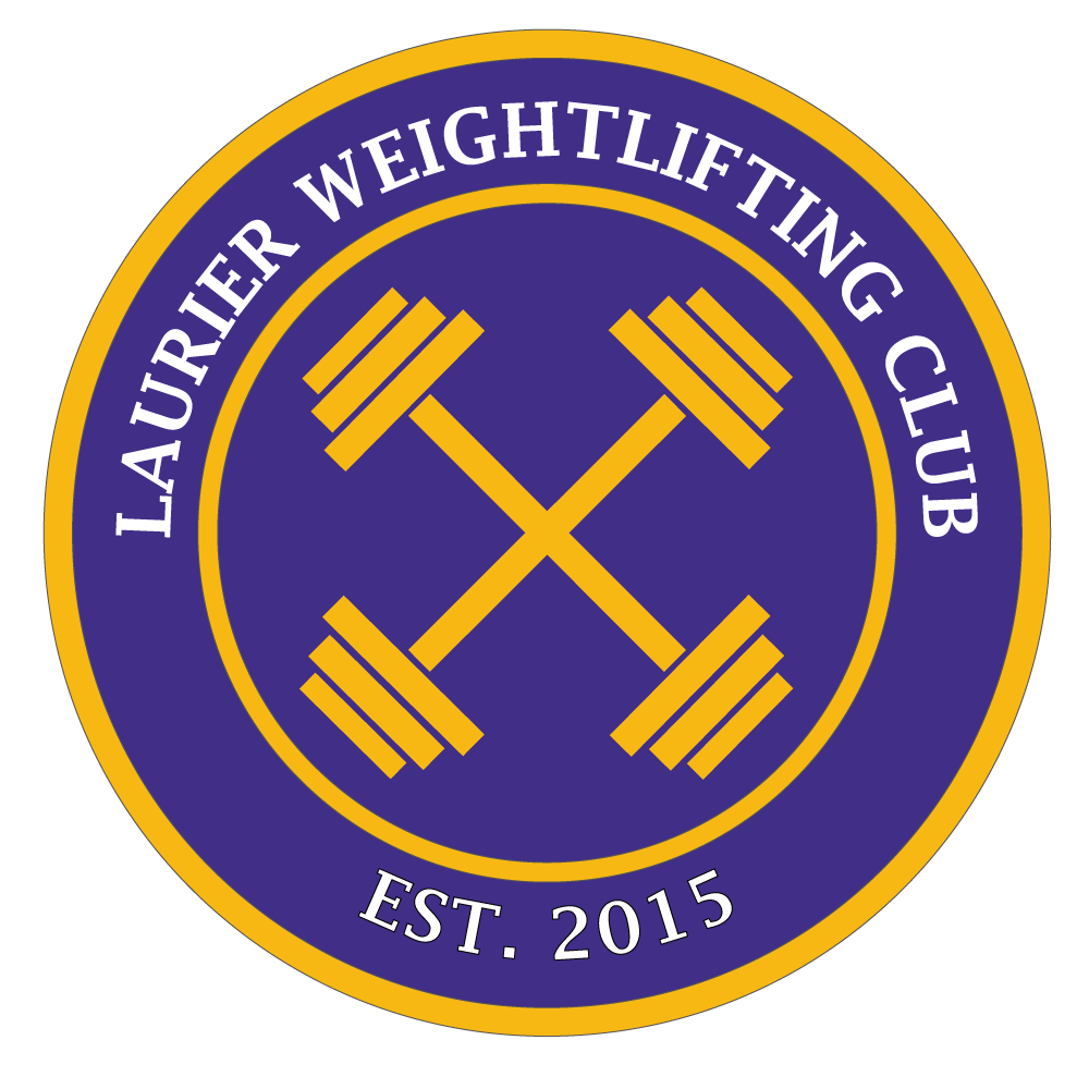 Laurier Weightlifting Club Logo