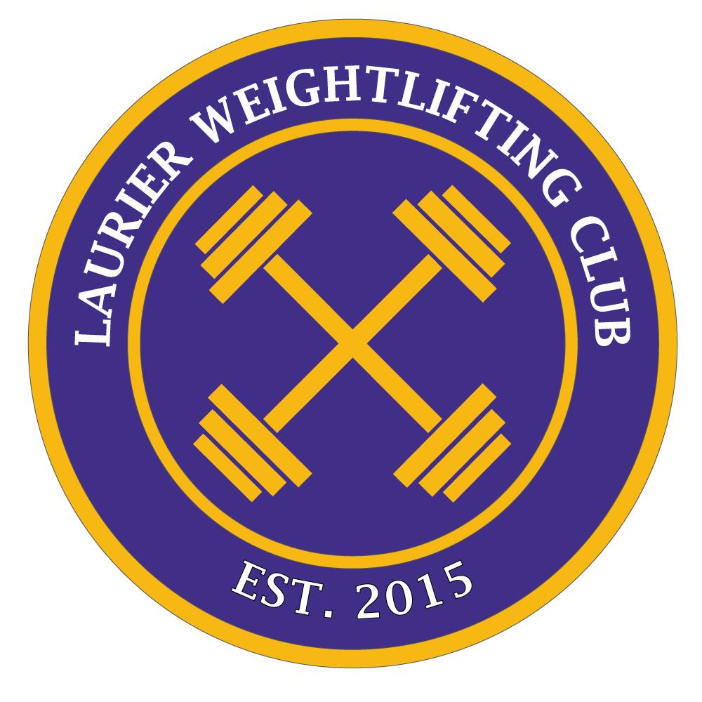 Laurier Weightlifting Club Logo